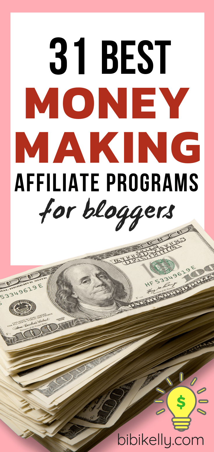 31 Best Affiliate Programs for Bloggers in 2018 Monetize Your Blog the Correct Way