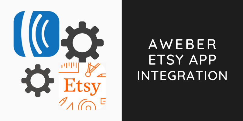 AWeber Etsy App Integration