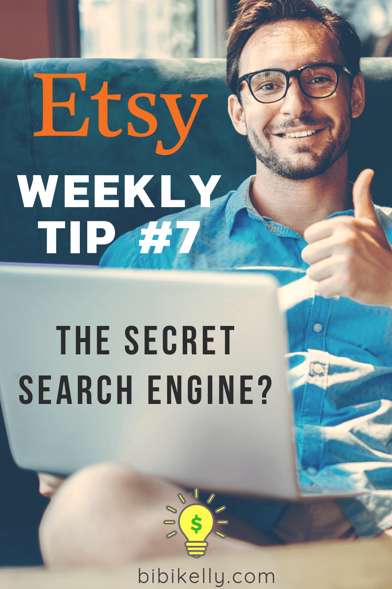 Etsy Weekly Tip - Search Engine Optimization for Etsy, Tips and Tricks for Etsy Success