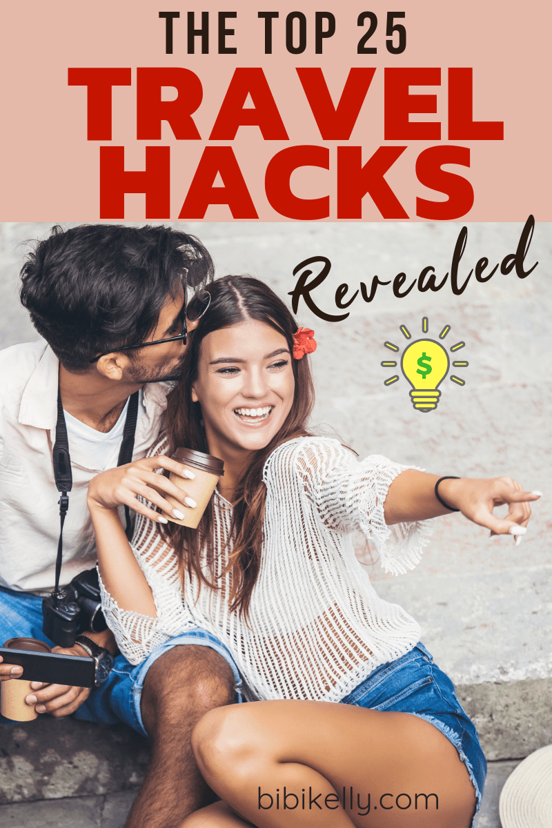 Looking for a complete list of all the best Travel Hacks? #travelHacks