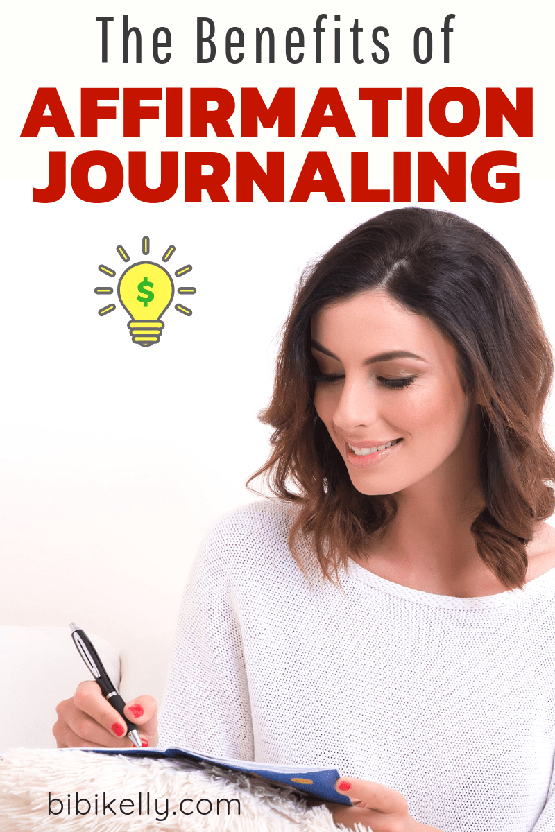 benefits of affirmation journaling
