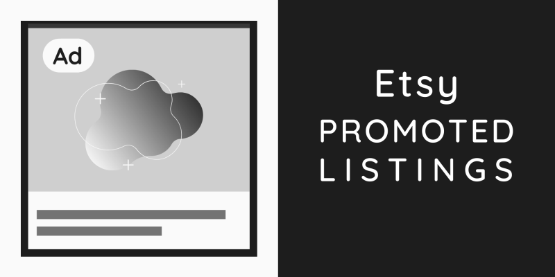 Etsy Promoted Listings